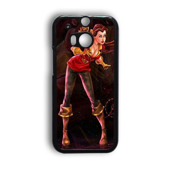 Belle Tardis HTC One M8 Case