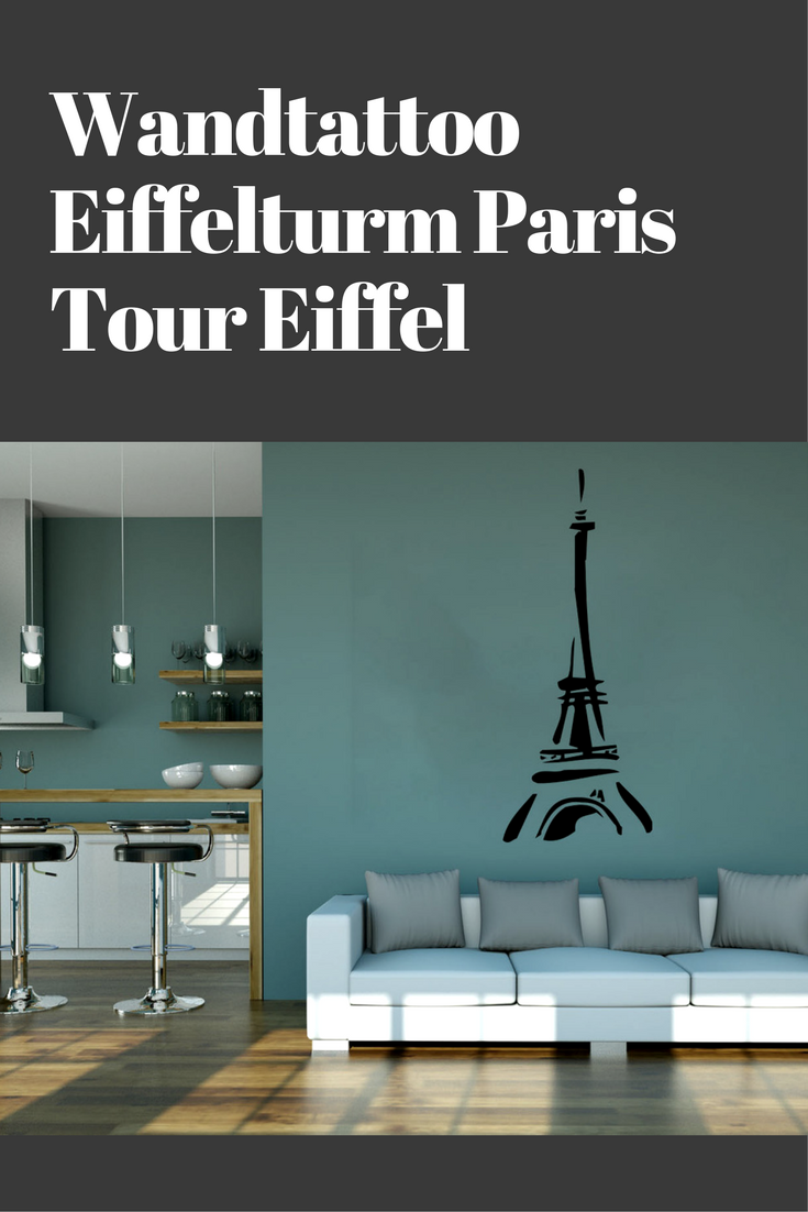 Wandtattoo Tapete Wandtattoo Eiffelturm Tour Eiffel Diy Decor Home Decor Home