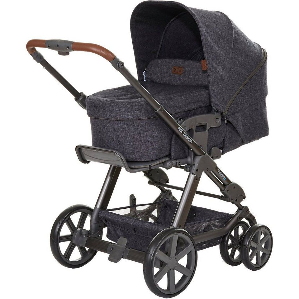 Abc Turbo 6 Zum Buggy Umbauen Abc Design Kombi Kinderwagen Turbo 4 Shadow Kinderwagen