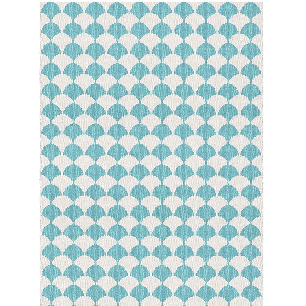 Gerda Tapis Pool Blue 150x200cm Brita Sweden Swedengreatest Hits Plasticrugshome Ideas