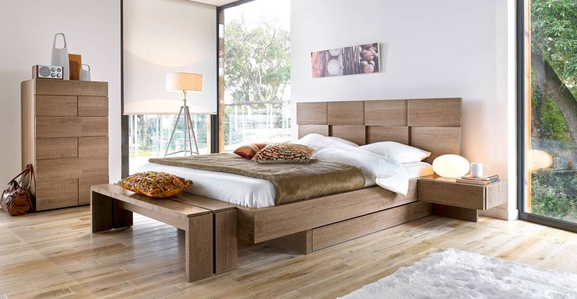 Authentique et en relief meubles chambre à coucher ambiance mervent meubles gautier