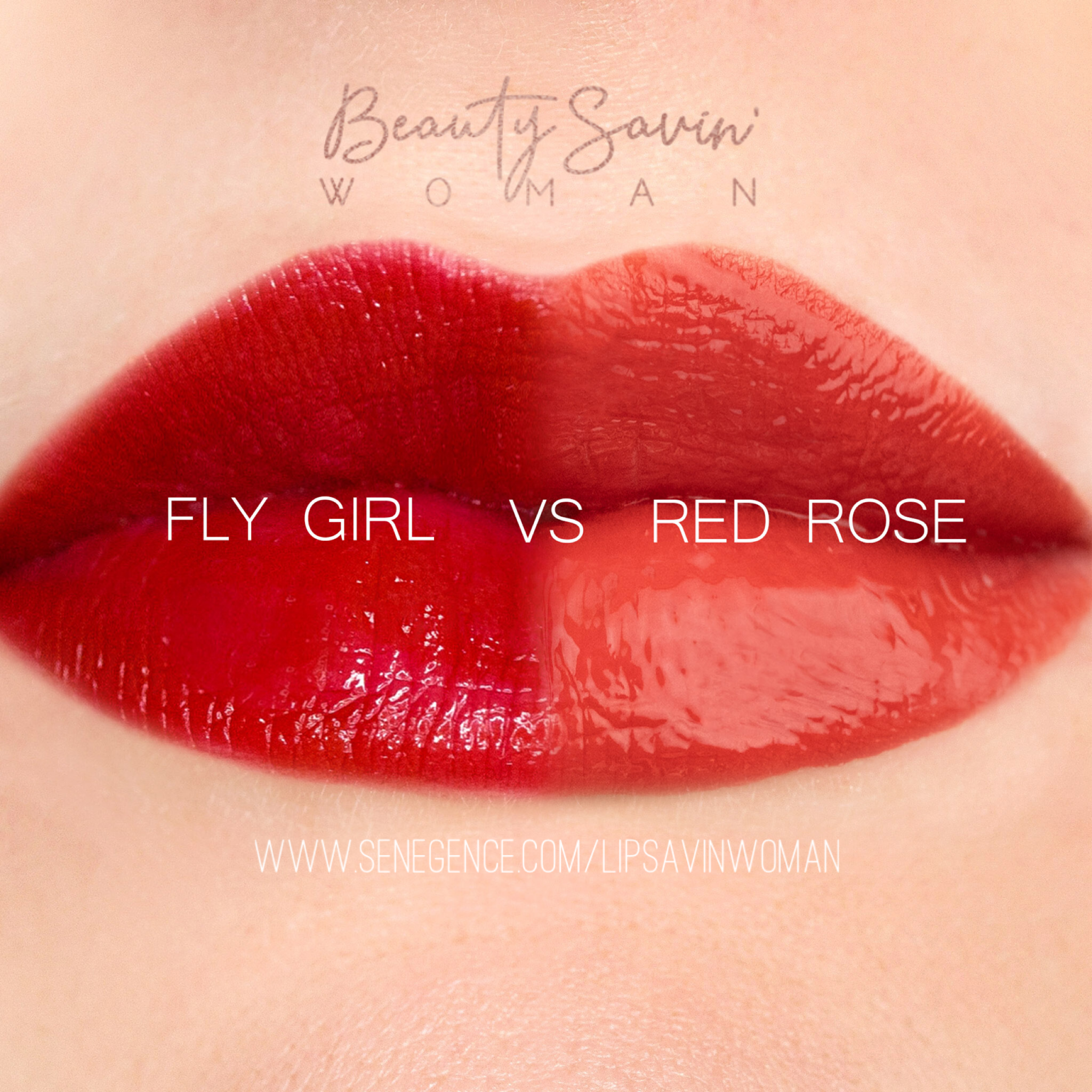 Red Rose LipSense is a limited edition in 2020 Red roses