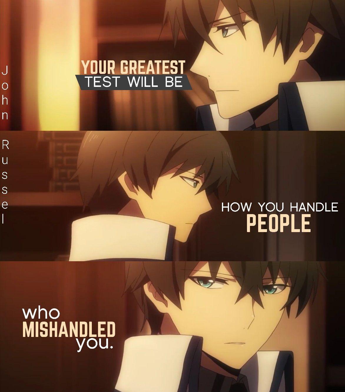 Mahouka Koukou No Rettosei Anime Quotes Inspirational Anime Love Quotes Animation Quotes