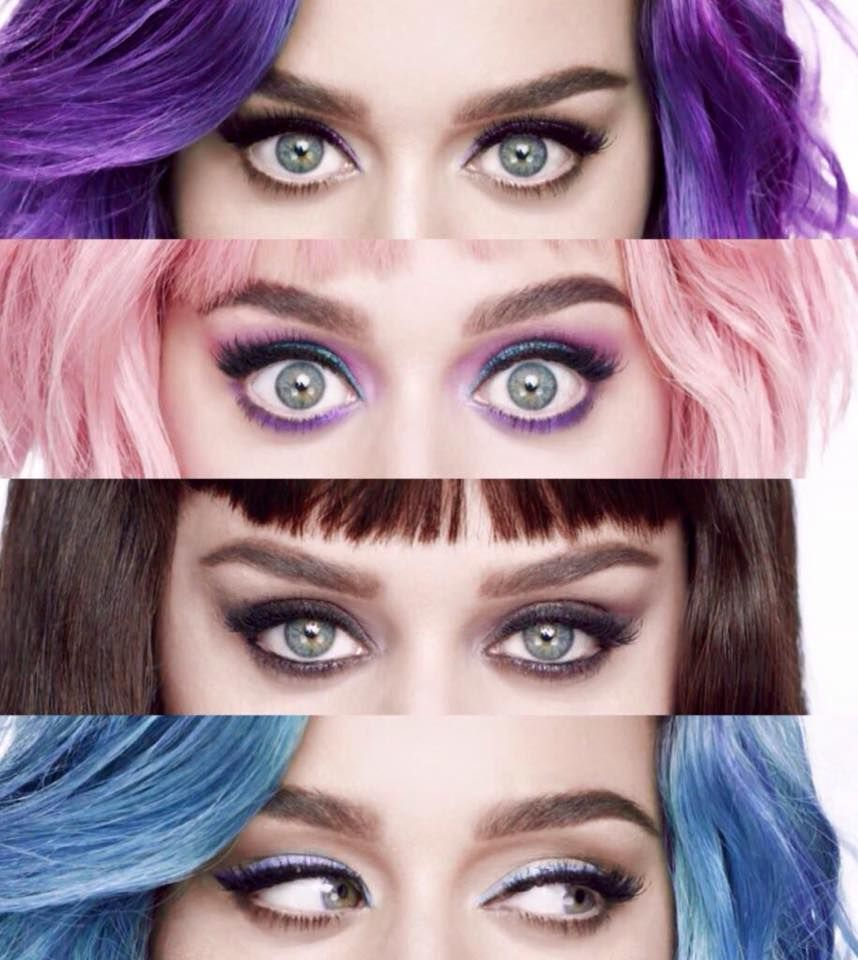 For 2016, I want Katy Perry hair. Hopefully Heather and my budget will be up for the challenge.