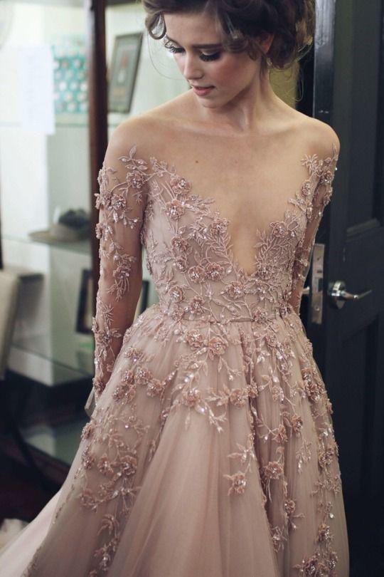 Paolo Sebastian | мода и детали | Pinterest | Kleider und Brautkleid
