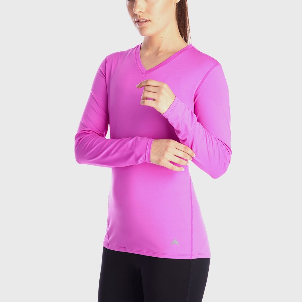Women S Instant Cooling Long Sleeve Shirt Active Wear For Women