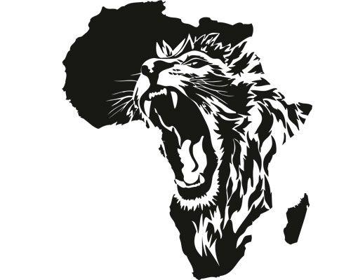 Wandtattoo afrika l we reuniecollegenoetsele - Wandtattoos afrika style ...