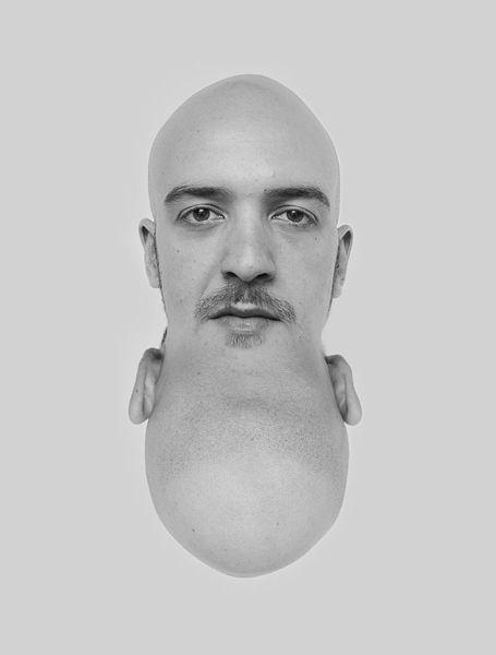 Davide Tremolada face front and back