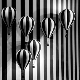 Hot Air Balloons by Lolotan Dalimunthe - Artistic Objects Other ...