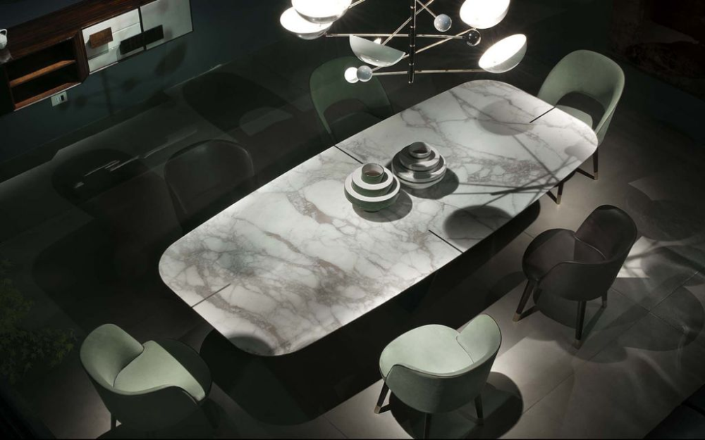 Romeo Table Dining Table Marble Marble Dining Dining Table Chairs