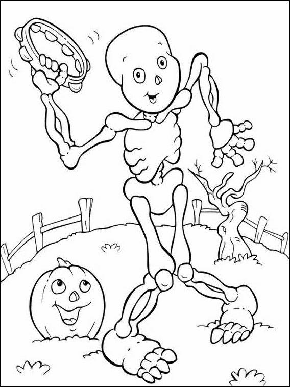 halloween 75 ausmalbilder für kinder malvorlagen zum