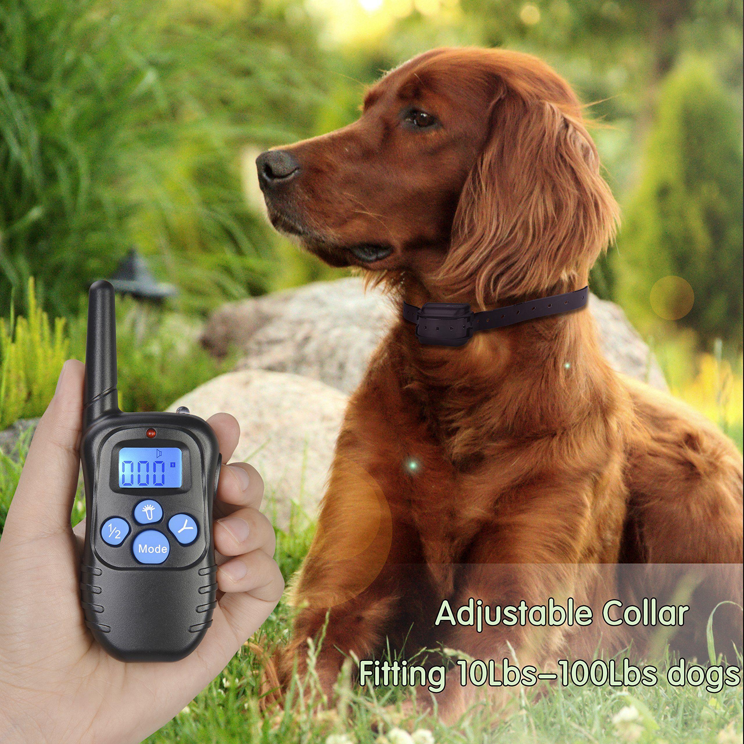 Petoffers Dog Training Collar Shock Collars 900feet Longrange