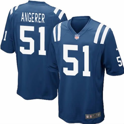 Nike Pat Angerer Jersey Indianapolis Colts #51 Youth Blue Limited NFL Jersey Sale Saints Drew Brees jersey