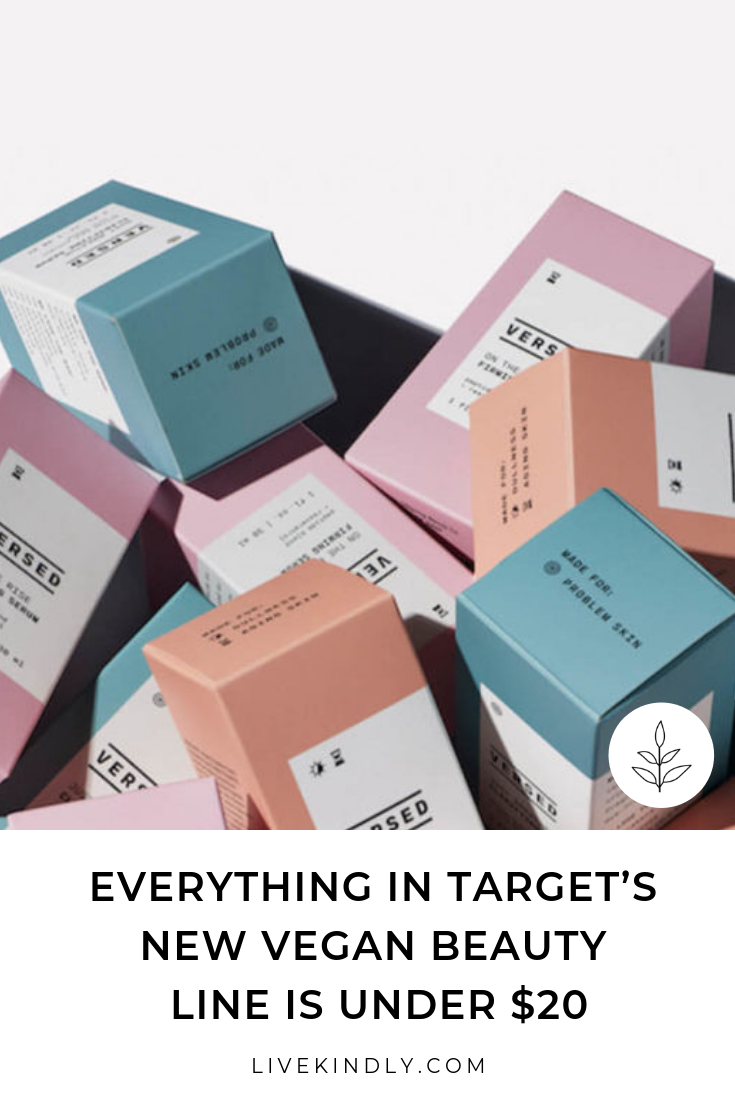 Everything in Target's New Vegan Beauty Line Is Under 20