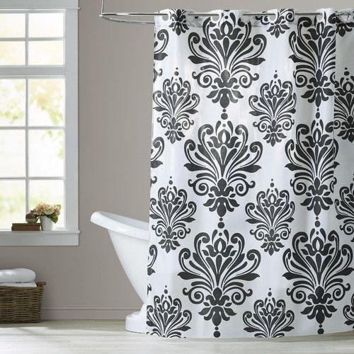 Found It At Wayfair Chelmsford Beacon Hill Shower Curtain Floral Shower Curtains Shower Curtain Curtains