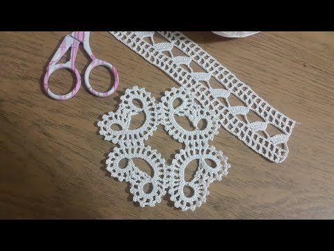 db394a4f026bc Havlu Kenarı Modeli Yapımı , Tığişi örgü dantel & Crochet - YouTube |  Bordes y esquinas ganchillo | Dantel, Havlular, Tığ işleri