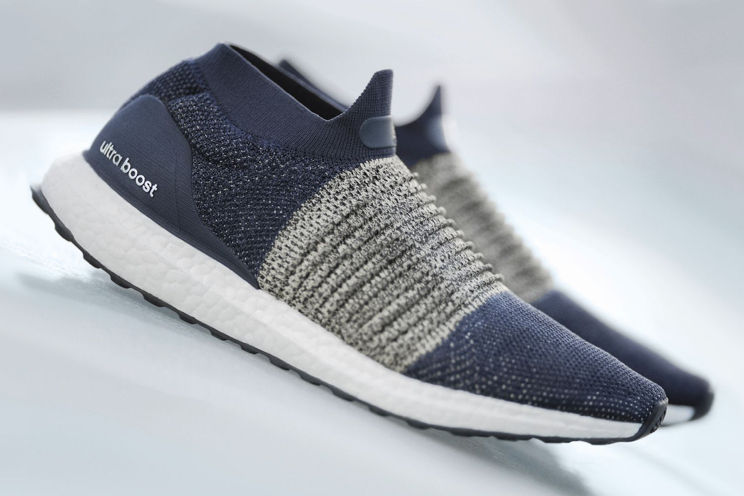 846bd18b1ffdc adidas s Ultra Boost Laceless Returns in Sky-Inspired Colorways ...