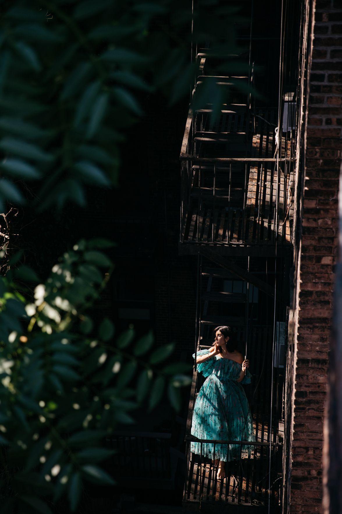 Dream City, Leaving New York, Mountain Sunset