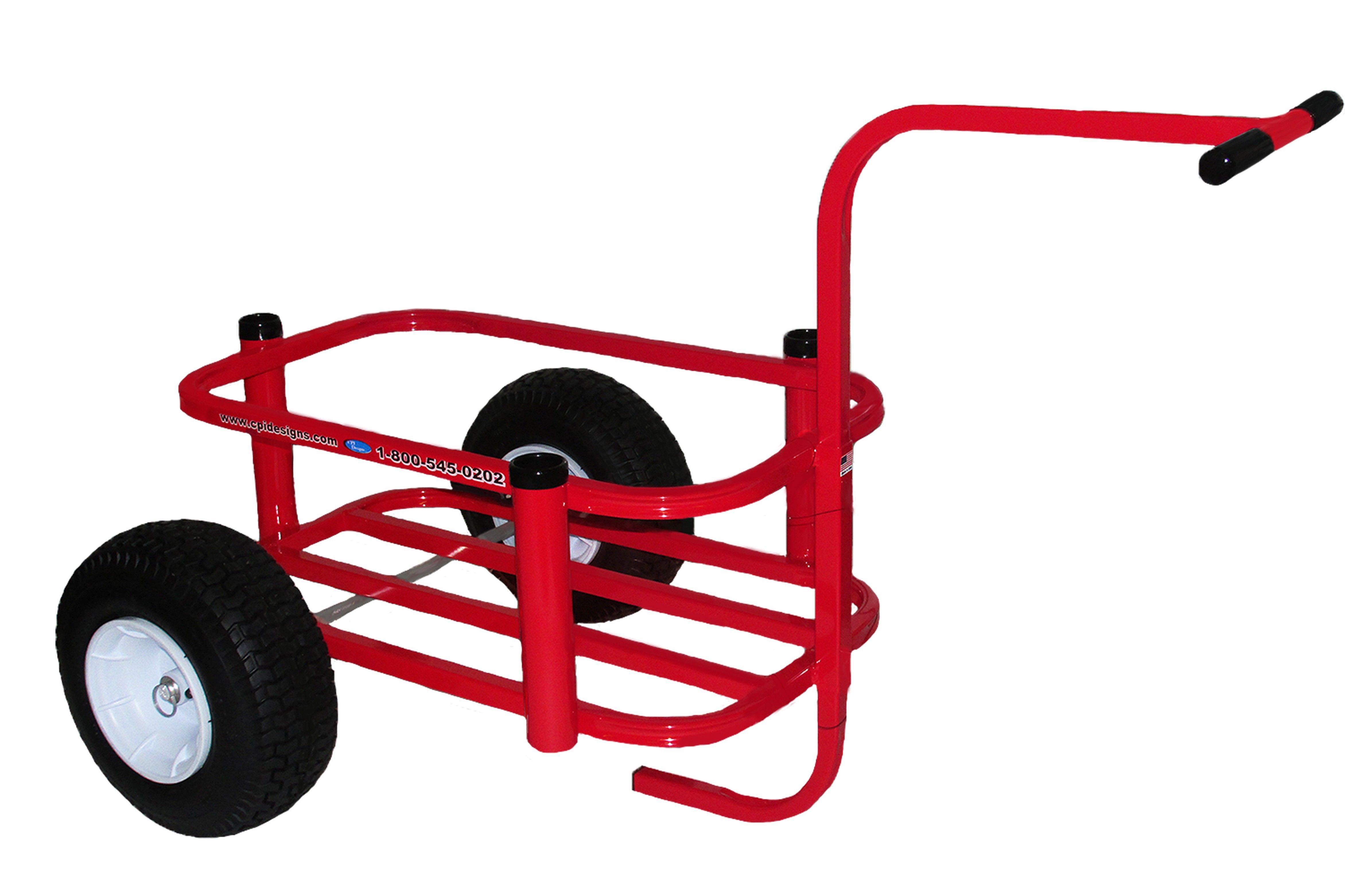 Reels on Wheels Beach Buddy Fishing Cart Fishing cart