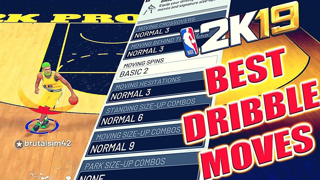 BEST DRIBBLE CHEESE MOVES FOR NON DRIBBLE ARCHETYPES NBA