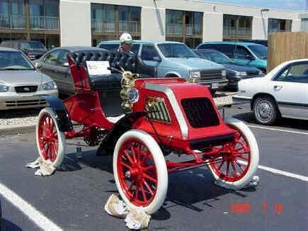 Terre Haute Car Dealerships >> 1903 Overland Runabout Standard Wheel Company Indianapolis