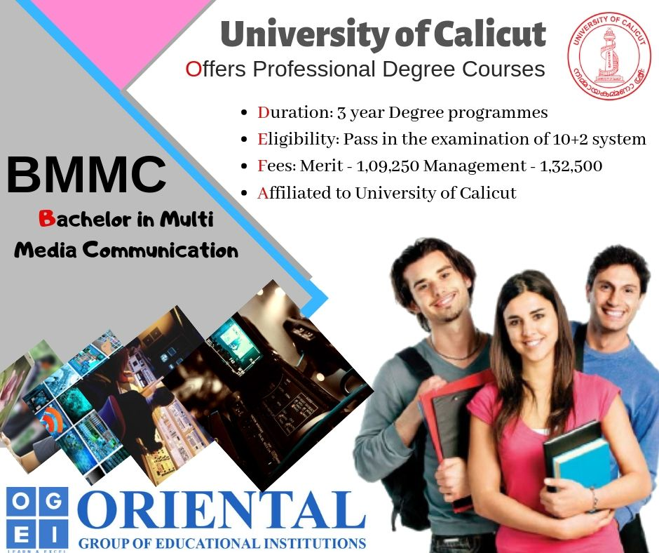 Bachelor of Arts Multi Media (B.A. MM Professional