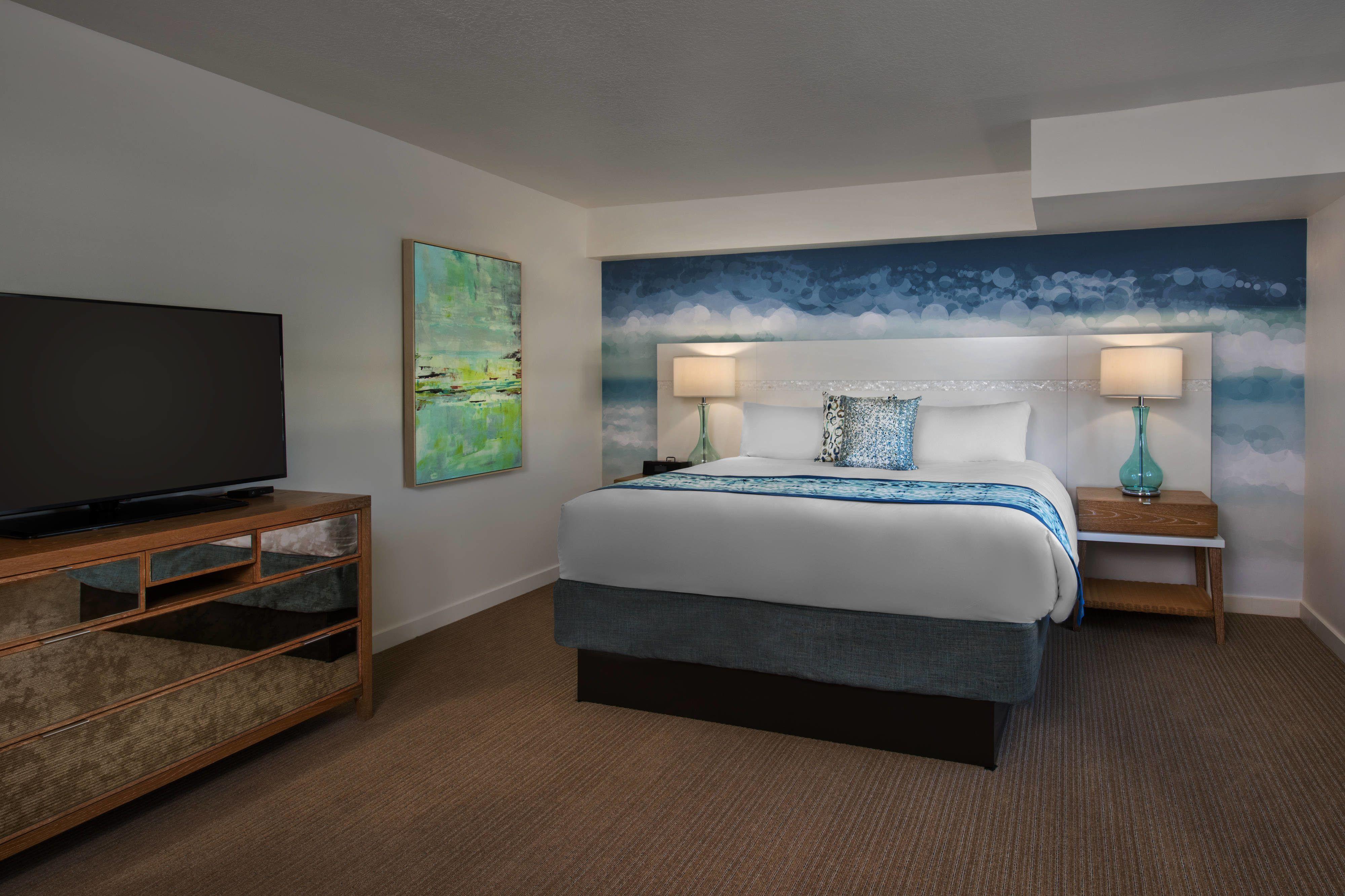 Marriott Vacation Club Pulse South Beach Two Bedroom Suite Master Bedroom Comfort Enjoy Comfort Marriott Vacation Club Vacation Club Two Bedroom Suites