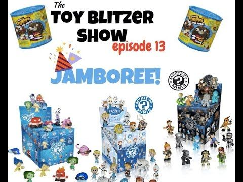 Toy Blitzer Show Episode 13 Inside Out, Frozen and More | фильм | дисней