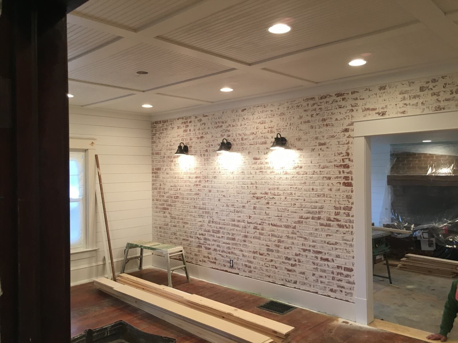 Littlebittybusiness Com Nbspthis Website Is For Sale Nbsplittlebittybusiness Resources And Information Faux Brick Walls Diy Brick Wall Brick Wall Paneling