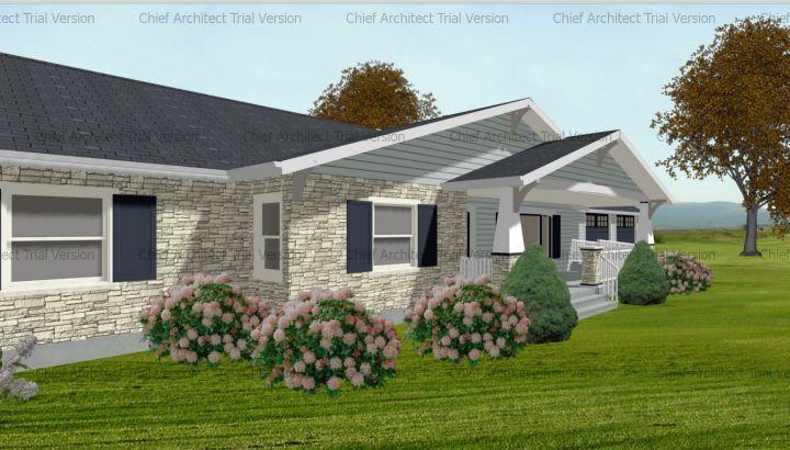 35+ Double gable roof design info