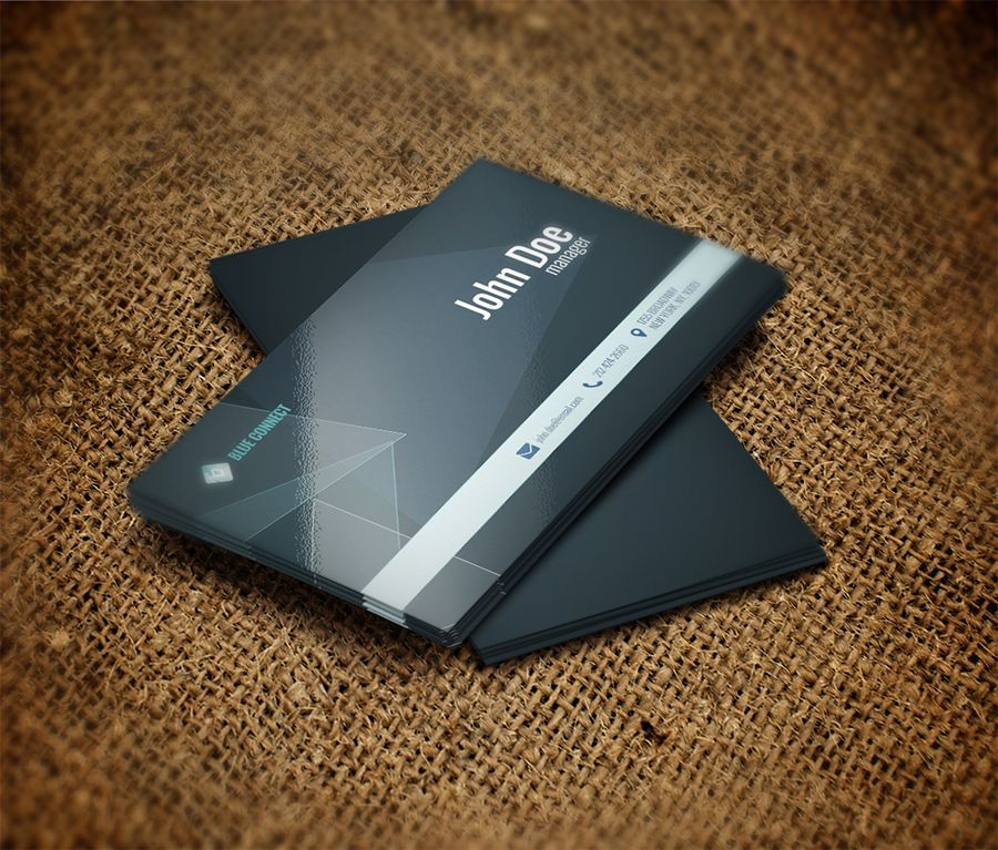 free business card template psd for print http www