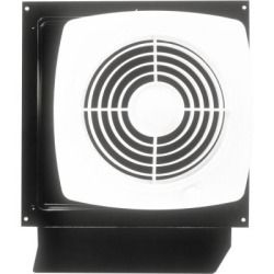 Bath Fans Broan 180 Cfm Through The Wall Exhaust Fan With On Off Switch 509s Heating Ventingcooling Ventilation Bathventila Broan Bathroom Fan Exhaust Fan