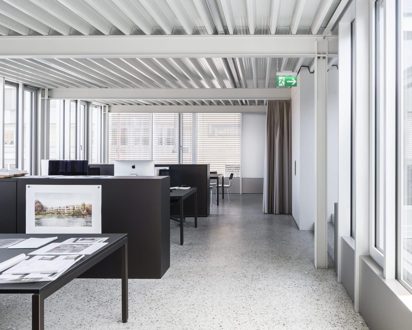Michael Meier und Marius Hug Architekten · Facade renovation and ...