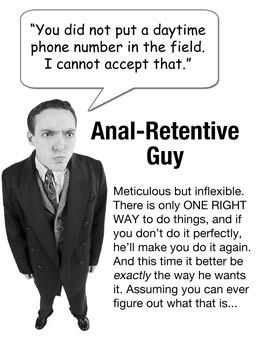 What does anal retentive mean