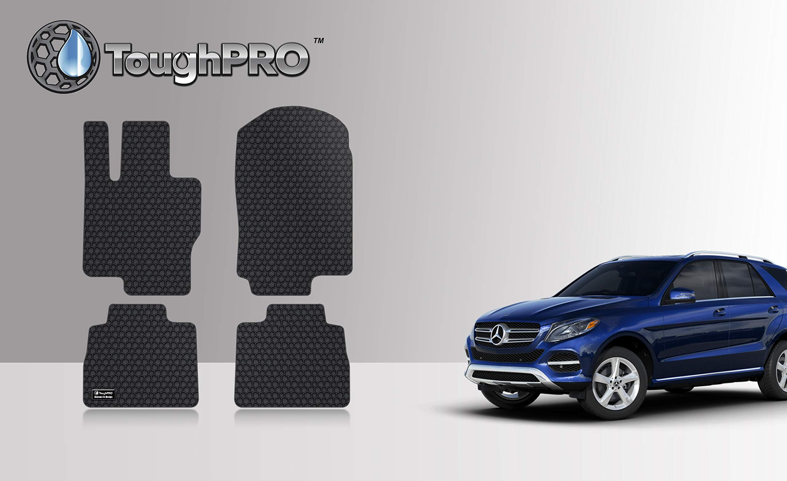 Toughpro Floor Mats Set Front Row 2nd Row Compatible With