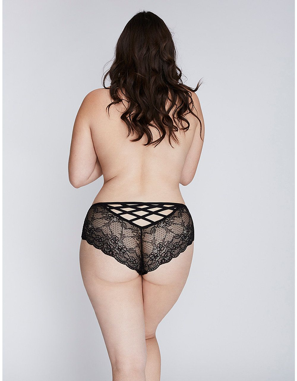 1b5c08b1d Strappy-Back Lace Cheeky Panty