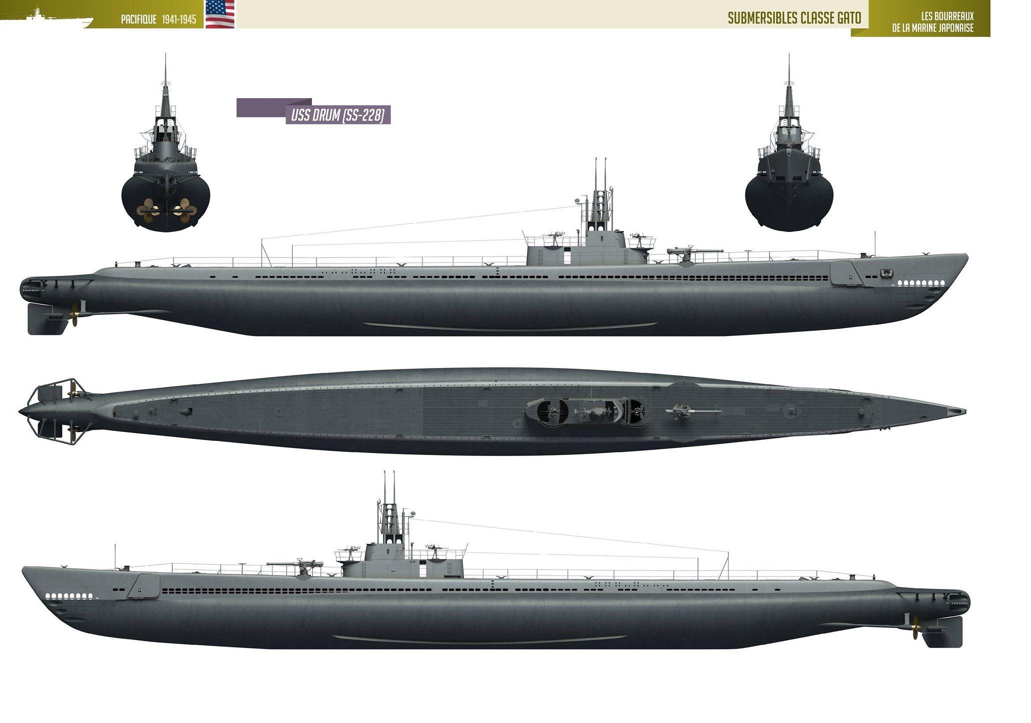 Uboat Type Xxiii Tower Ponorky