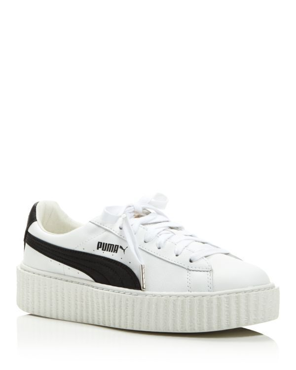 Fenty Puma x Rihanna Women s Creeper Platform Sneakers  c23cd994e