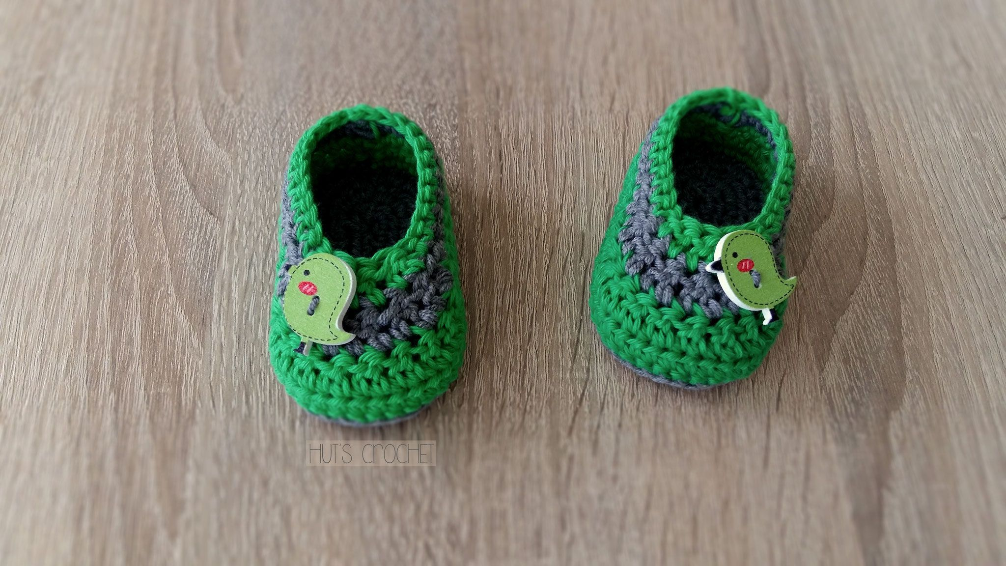 Hut\'s Parakeet | baby bussiness | Pinterest | Crocheted baby booties ...