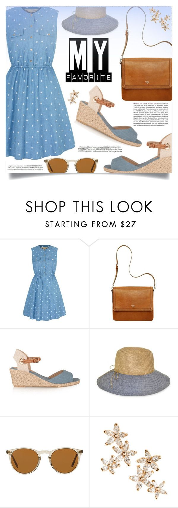 """""""My Favorite!"""" by aida-banjic ❤ liked on Polyvore featuring Yumi, Nine West, Oliver Peoples, Whiteley, Bonheur, Spring, myfavorite and polyvorecontest"""