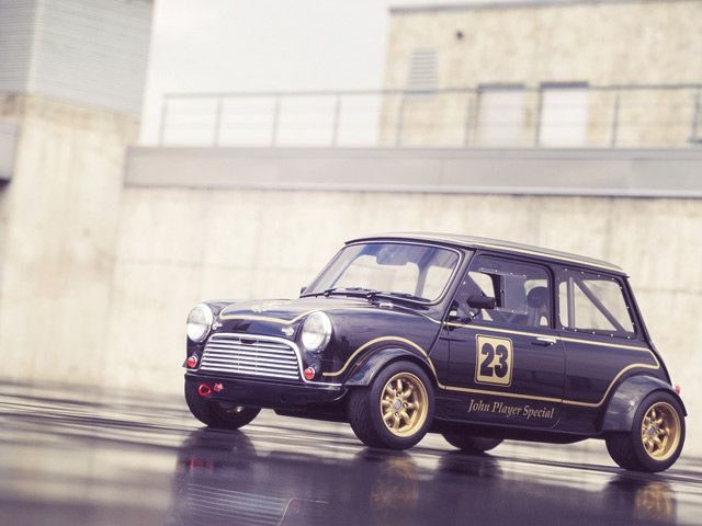John Player Special Mini Concept By Andreas Fougner Mini 3