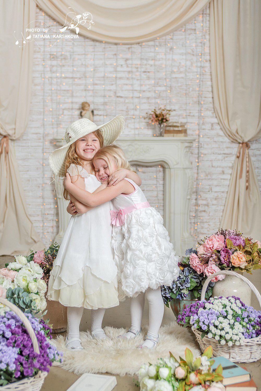 фотопроект с платьями так сестринское