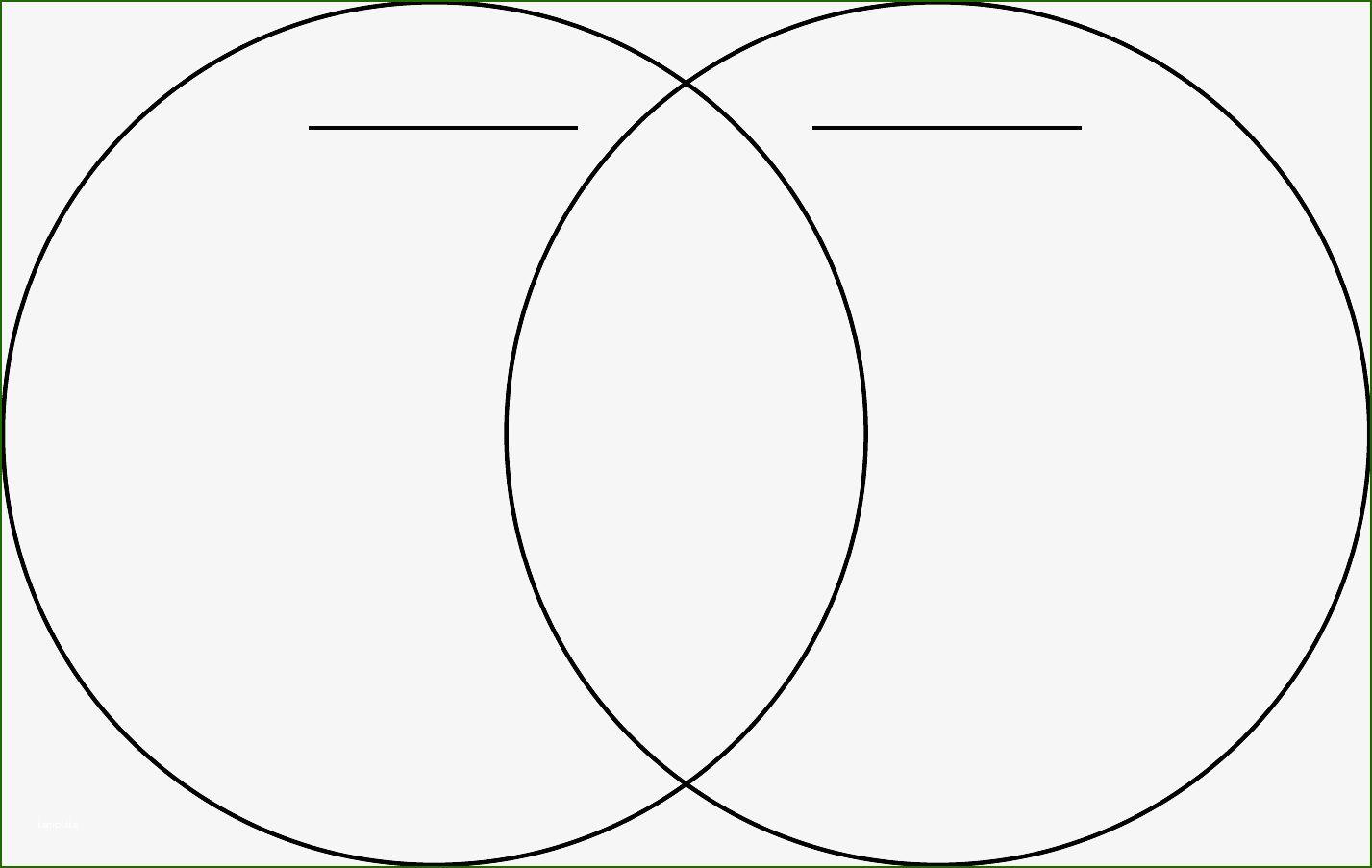 Venn Diagram Template Doc: 19 Design for 2020 in 2020