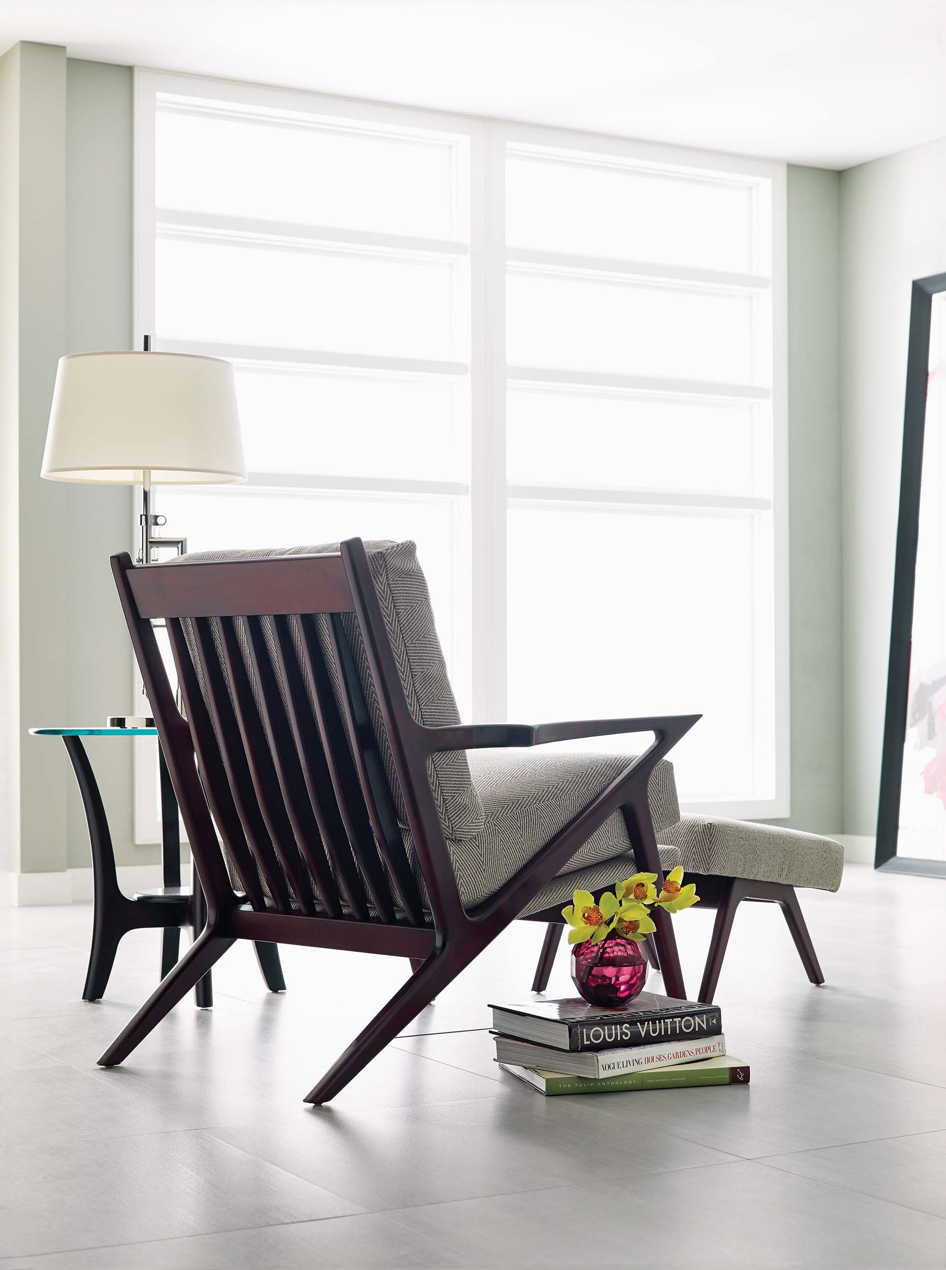 Stickley Chair Stickley Elroy Chair Midcentury Modern Look The Modern