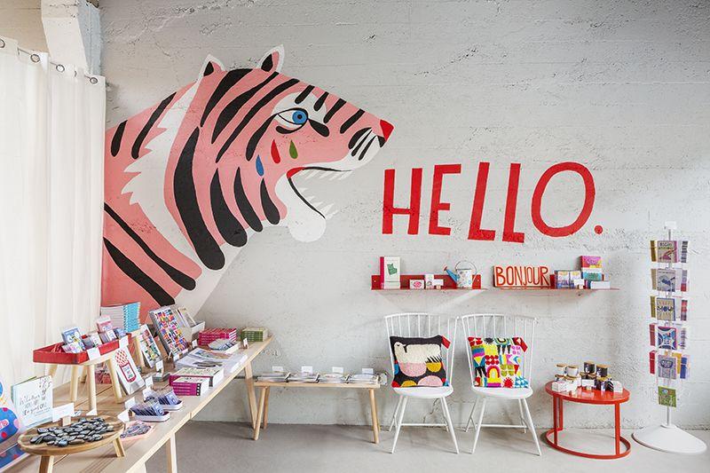 Photo of Visit Our Store | Portland, OR | Lisa Congdon Art & Illustration