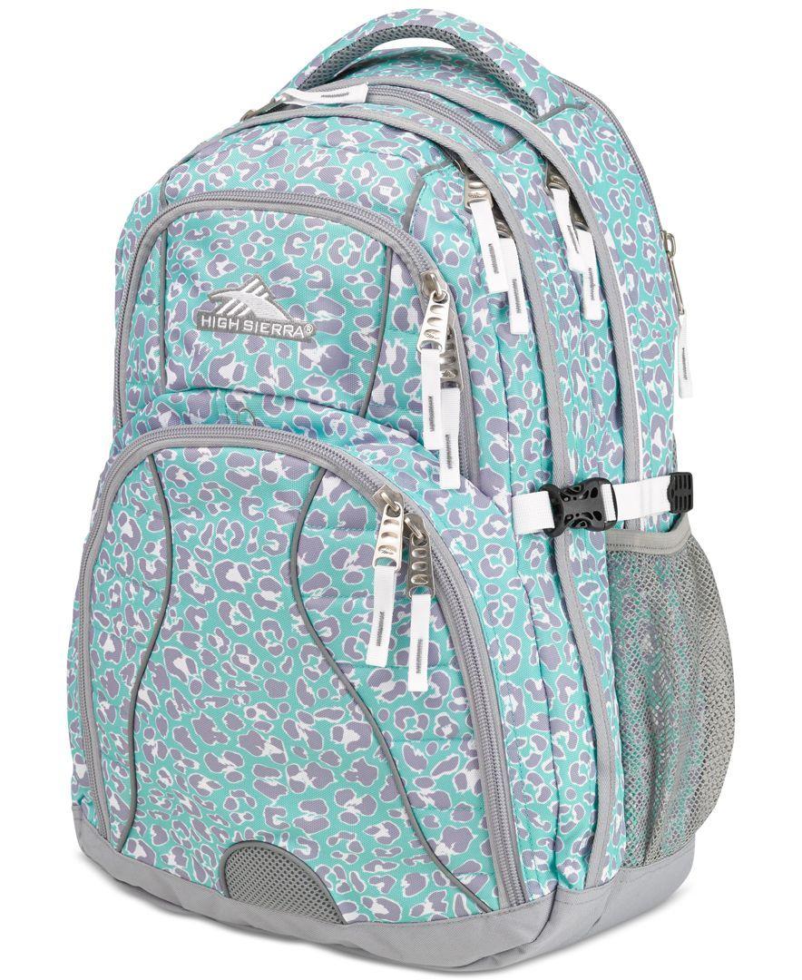 cf01839470 High Sierra Swerve Backpack