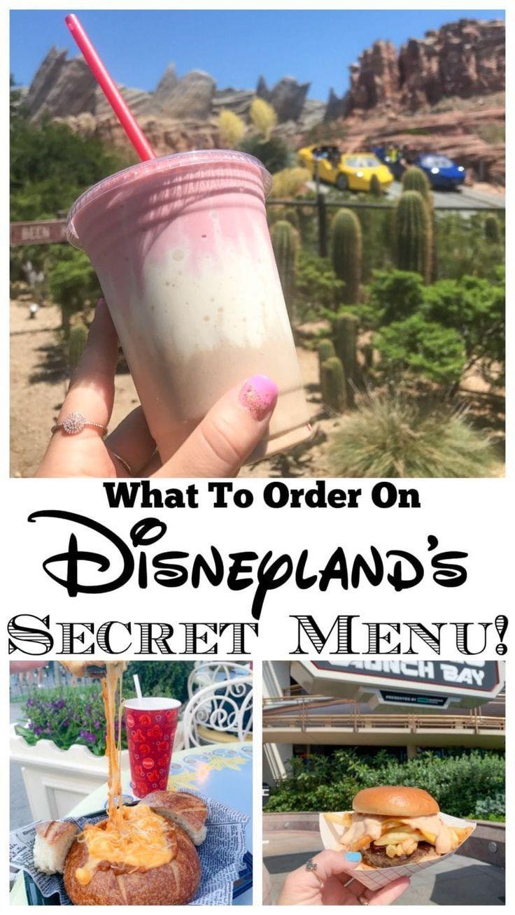 Photo of Was auf Disneylands geheimem Menü zu bestellen!