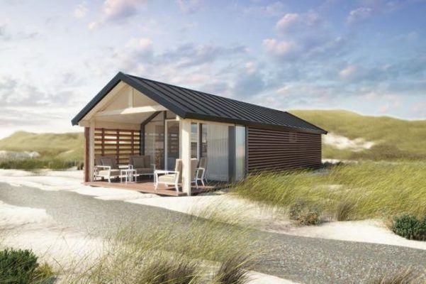 Bild von Strandhaus in Holland ([year]/[next_year]): Haus am Strand ab 59€