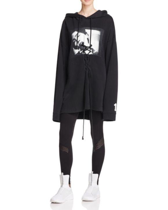 e6203bc21b5d FENTY PUMA x Rihanna Oversized Hoodie Sweatshirt Dress