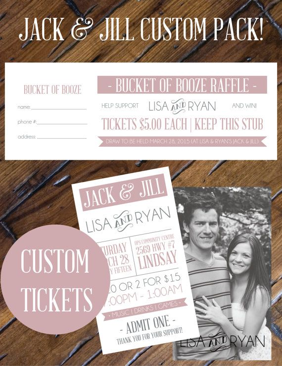 jack and jill buck and doe ticket package tickets raffle